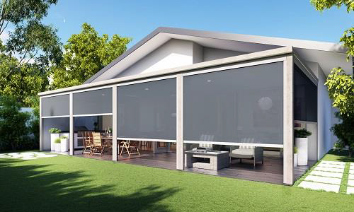 Blinds & Awnings - Shutters and Louvres